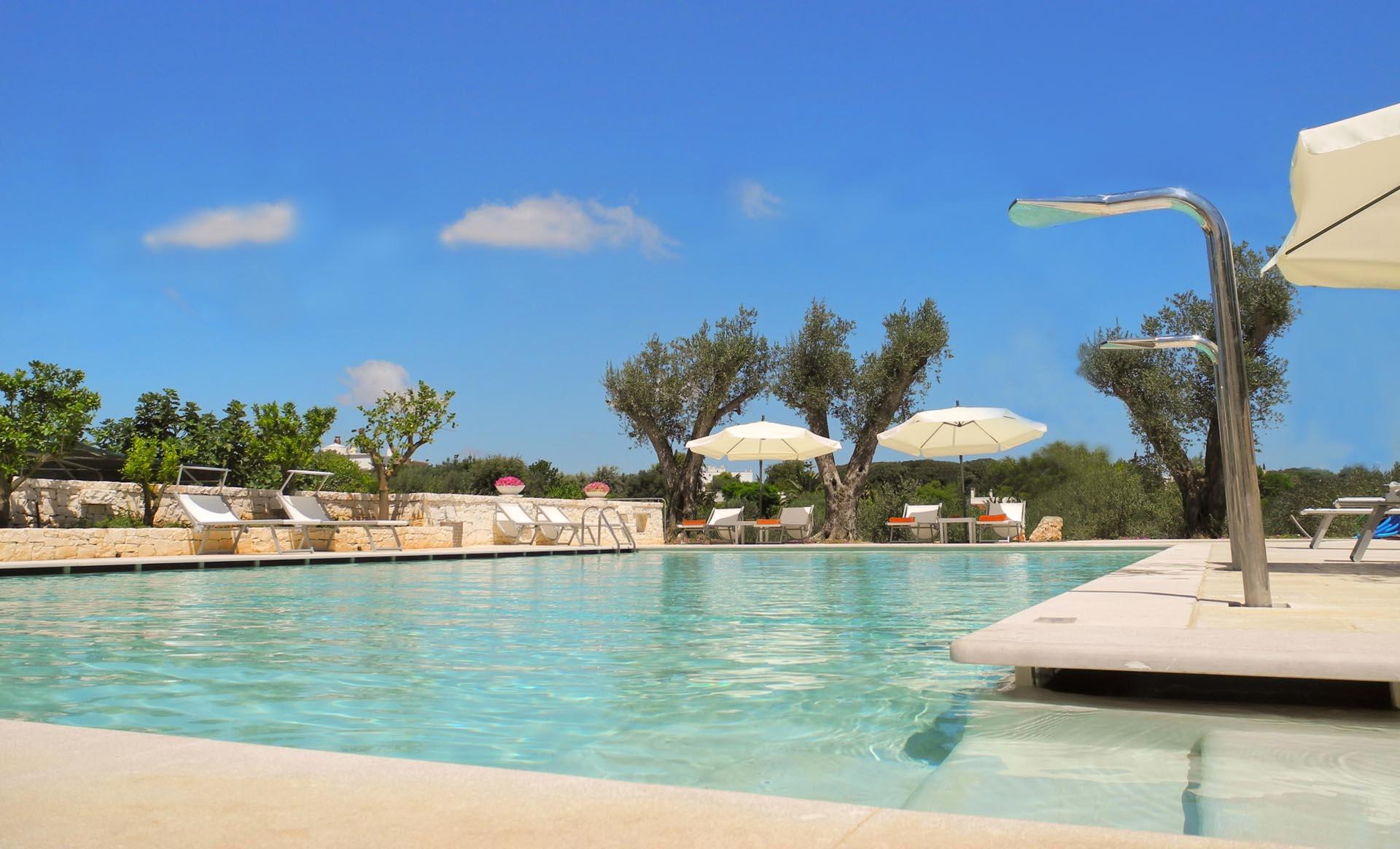 Agriturismo masseria con piscina in puglia ostuni - Masseria in puglia con piscina ...
